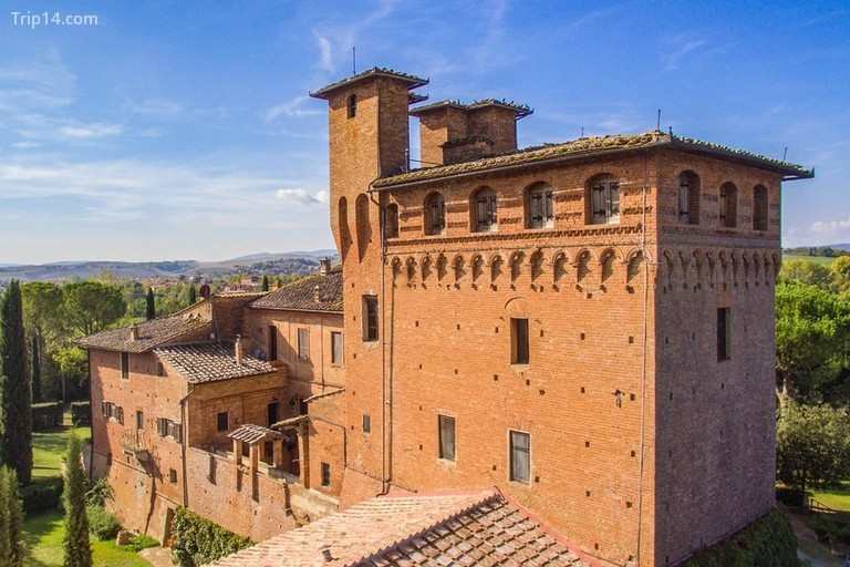 Lâu đài San Fabiano
