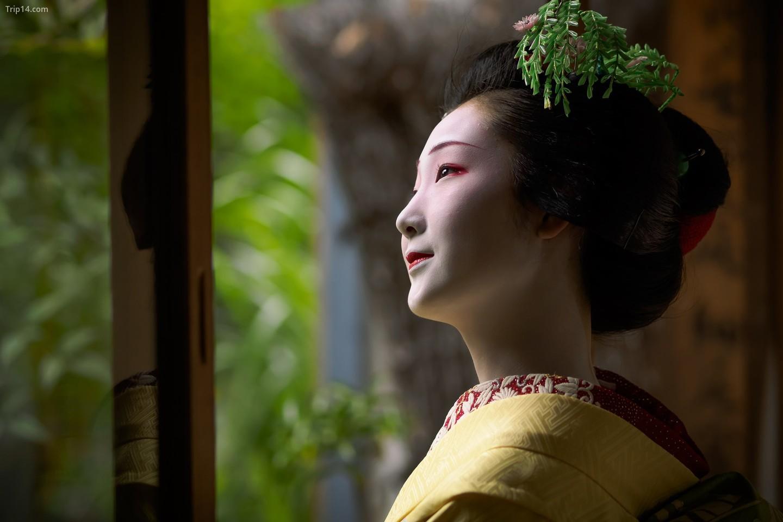 Trở thành maiko