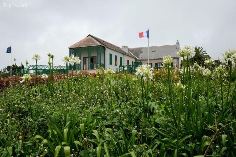 Longwood House là ngôi nhà của Hoàng đế Pháp lưu vong Napoleon Bonaparte cho đến khi ông qua đời vào năm 1821