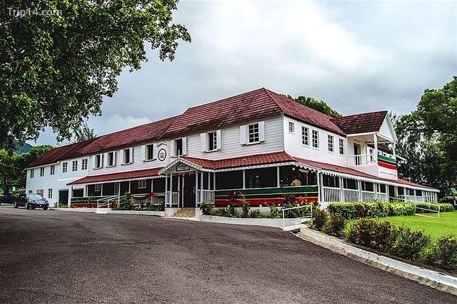 Tòa nhà chính phủ Saint Kitts and Nevis / WikiCommons