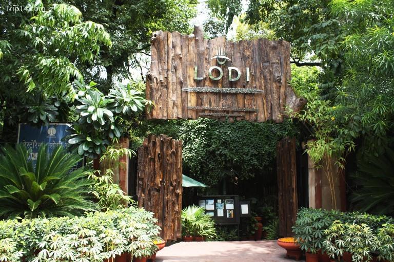 Nhà hàng Lodhi; Delhi; Ấn Độ - Trip14.com