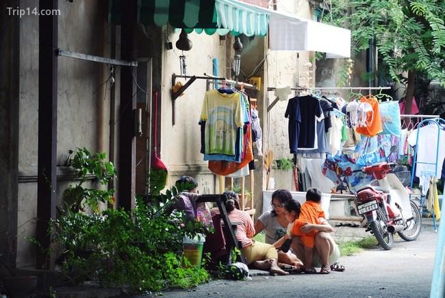 Cuộc sống bình thường ở Bangkok