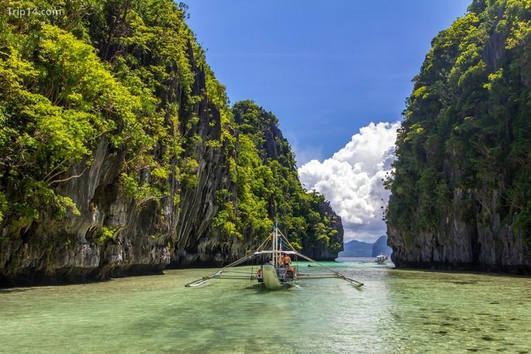 Đầm lớn ở El Nido, Philippines - Trip14.com