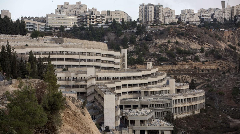 Xây dựng nghĩa trang ngầm ở Jerusalem |  © Được phép Rolzur / SIPA / REX / Shutterstock