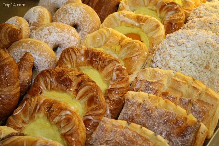 Bánh ngọt Đan Mạch Wienerbrød - Trip14.com