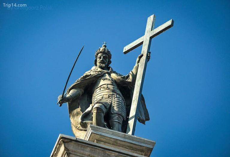 Tượng Vua Zygmunt