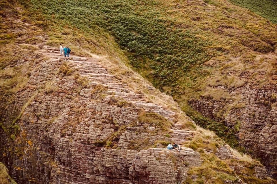 Dãy đá tại Cap Frehel - Khám phá Bretagne, Pháp - Ảnh 8