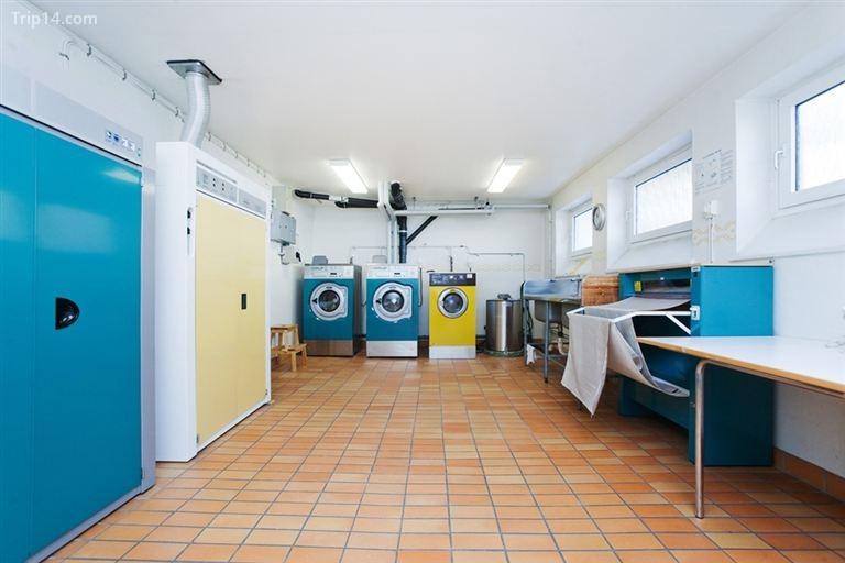 Phòng giặt ủi Thụy Điển