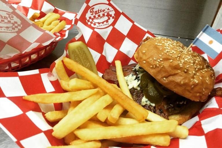 Fatty's Bar & Diner - Trip14.com