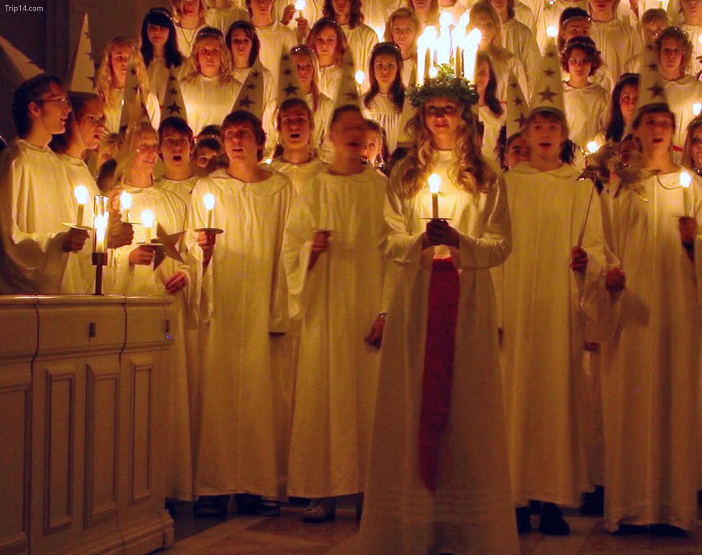 Buổi hòa nhạc ngày thánh Lucia   |