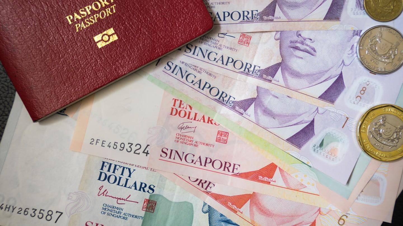 Lịch sử tên gọi Singapore