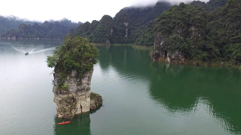 Khám phá hồ Thuỷ điện Na Hang, Tuyên Quang