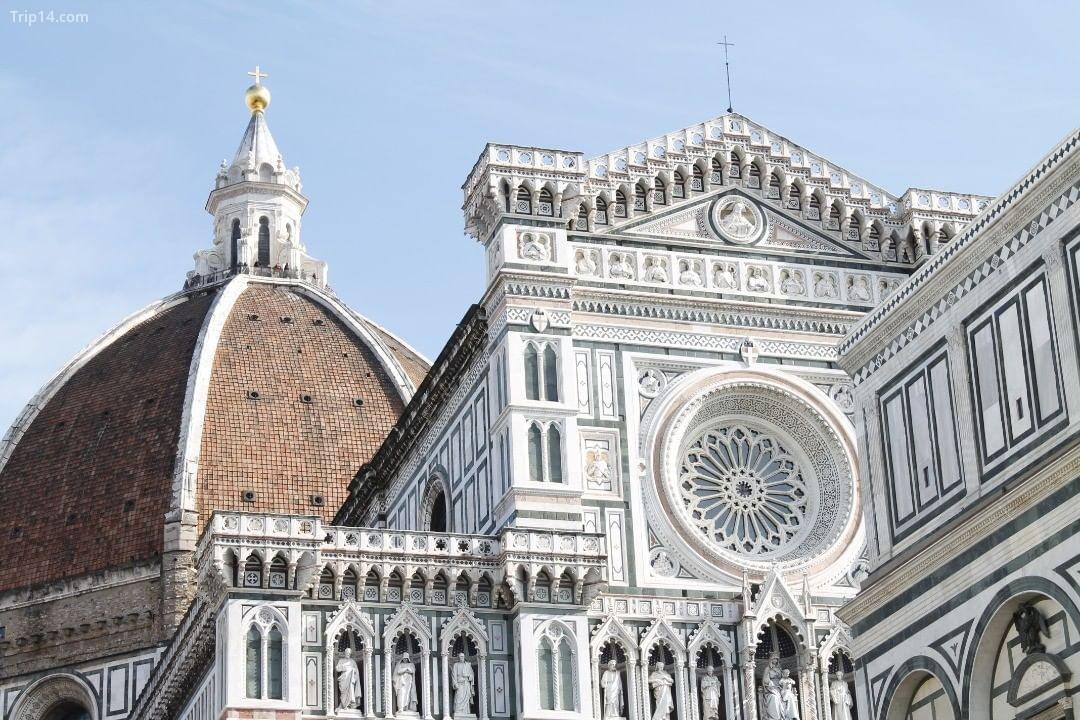 10 kiệt tác kiến trúc ở thành phố Florence, Ý