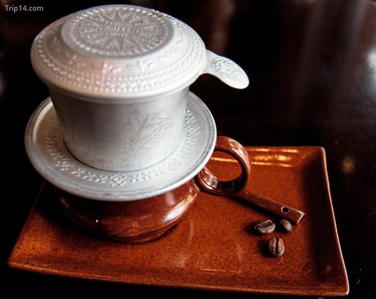 Cà phê Trung Nguyên - Trip14.com