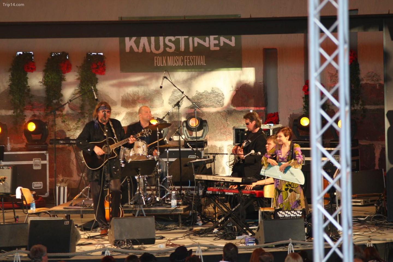 Lễ hội âm nhạc dân gian Kaustinen
