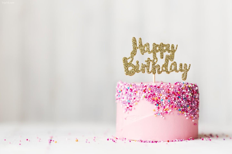 Chúc mừng sinh nhật!