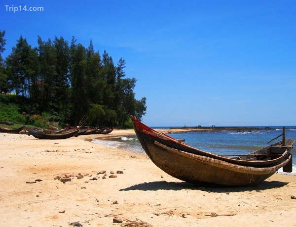 Bãi biển Cửa Việt