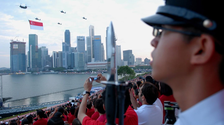 Quá trình hình thành nhà nước Singapore ngày nay