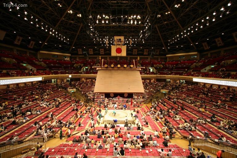 Đấu trường Sumo Ryogoku