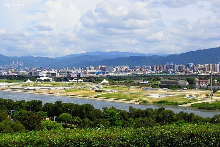 Công viên bờ sông Dajia - Trip14.com