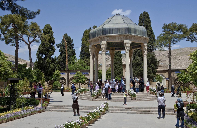 Người Iran tôn vinh nhà thơ Hafez ở Shiraz