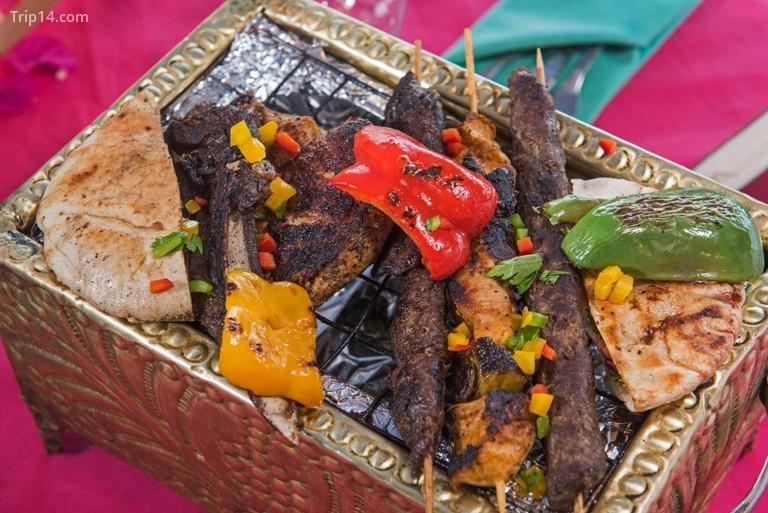 Cairo là một điểm đến ẩm thực tuyệt vời cho những người yêu thích thịt và cả người ăn chay | © Paul Vinten / Alamy Kho ảnh