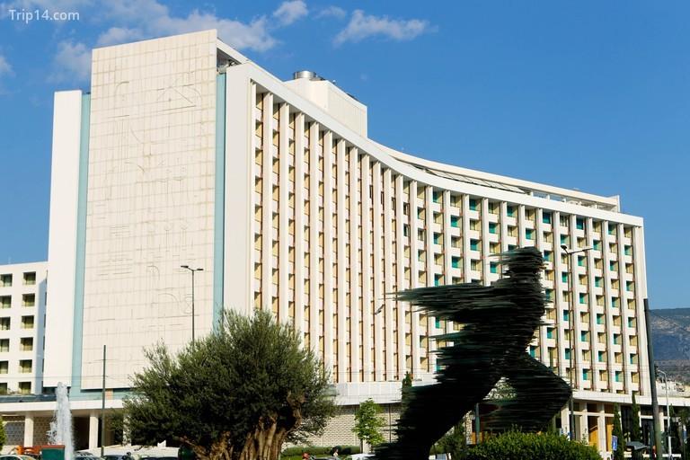 Khách sạn Hilton, Athens