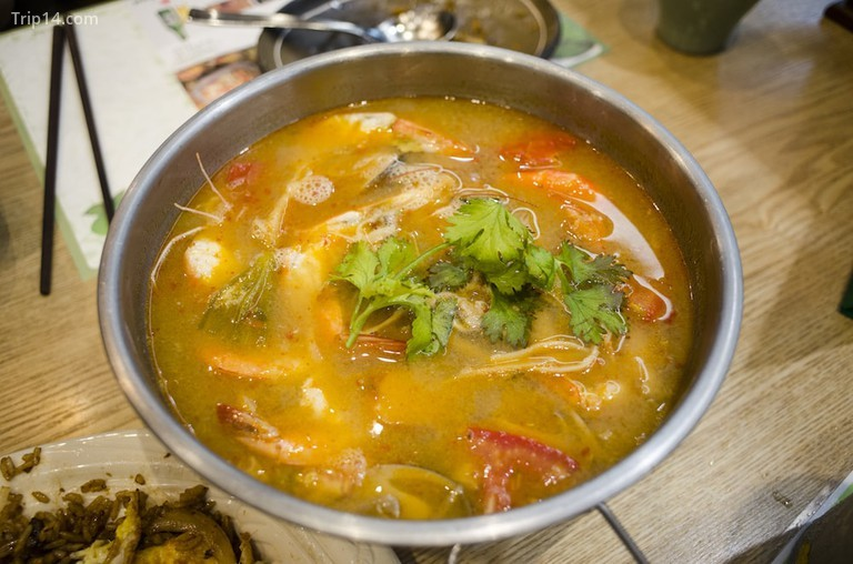 Tom yum goong © Mr.kototo / Flickr