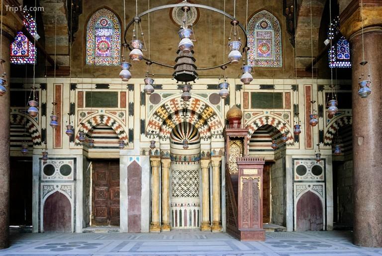 Ngạc nhiên tại nhà thờ Hồi giáo-madrassa của Sultan Barquq | © Stefano Ravera / Alamy Kho ảnh