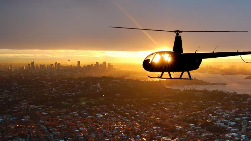 Thuê trực thăng ngắm cảnh thành phố Sydney từ trên cao - Ảnh 5