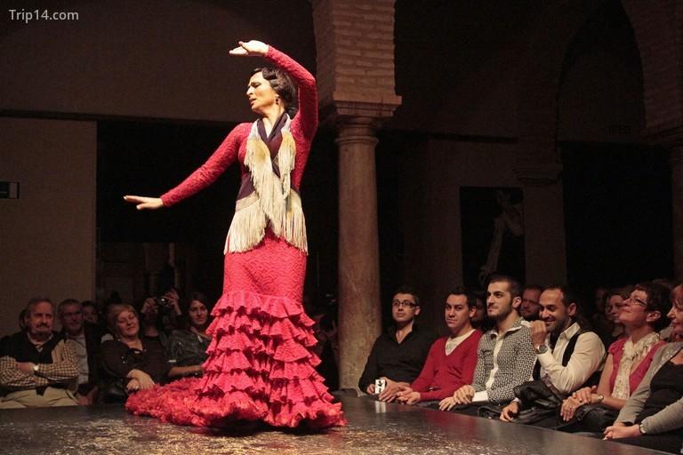 Điệu múa Flamenco ở Tây Ban Nha