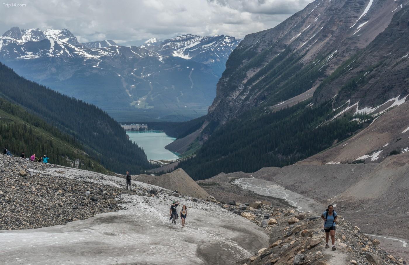 Công viên quốc gia lâu đời nhất Canada, Công viên quốc gia Banff, làm cho nó trở thành nhà ở Rockies Canada ở Alberta | © RooM the Agency / Alamy Kho ảnh