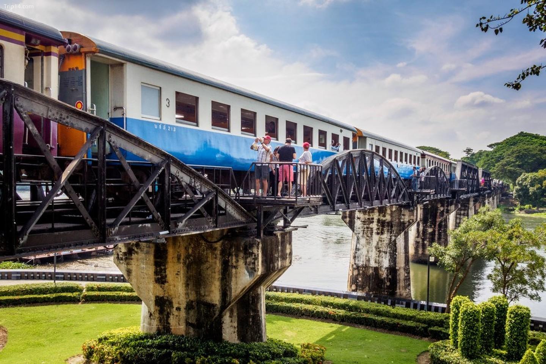 Cầu trên sông Kwai   |