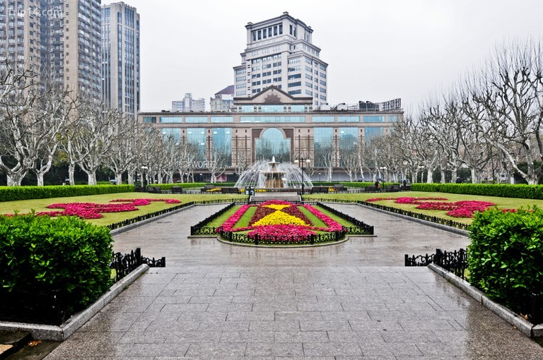 Công viên Fuxing mở cửa cho công chúng vào năm 1909 - Trip14.com