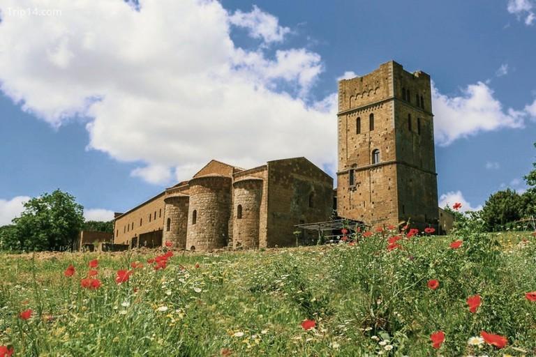 Tu viện San Giusto