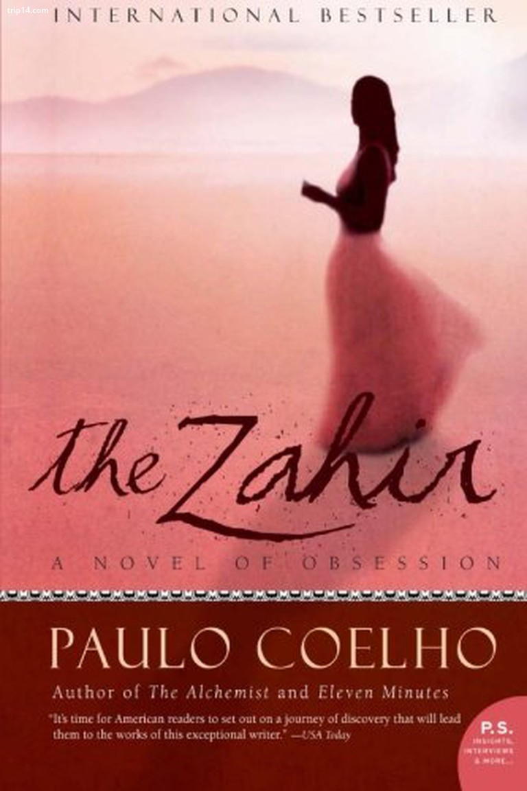 Zahir của Paulo Coelho - Trip14.com