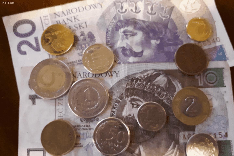 Đồng Złotych của Ba Lan
