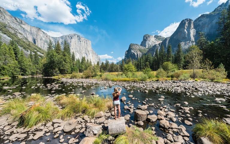 Vườn quốc gia Yosemite, Hoa Kỳ