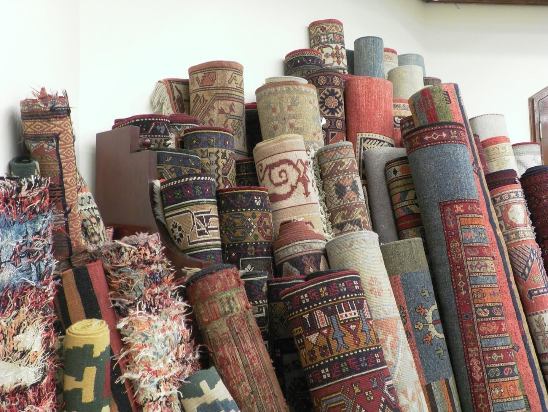 Thảm và thảm thủ công là một trong những thứ tốt nhất để mua ở Albania   |