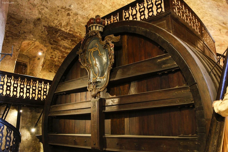 thùng rượu Heidelberg Tun