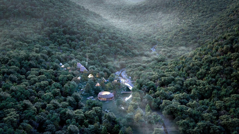 hu cắm trại tuyệt đẹp ở Nhật Bản