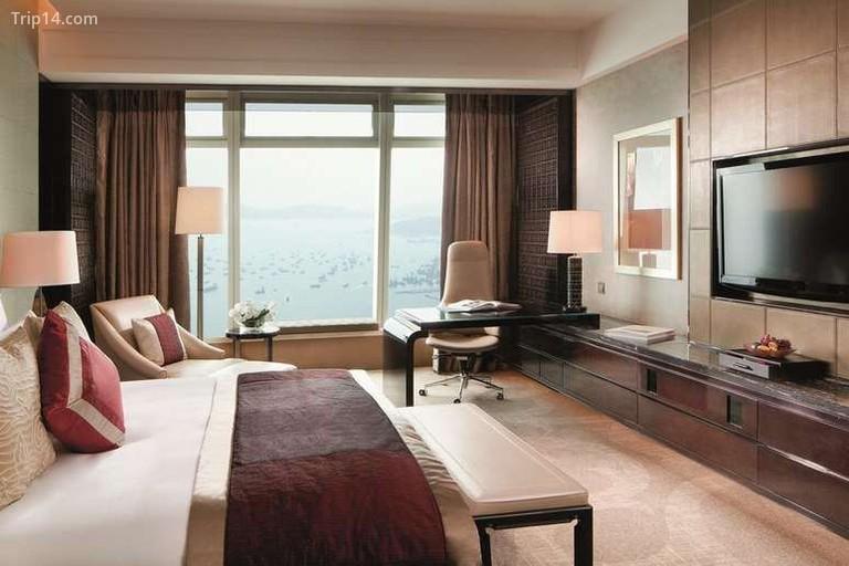 The Ritz-Carlton, Hong Kong, là khách sạn cao nhất thế giới - Trip14.com
