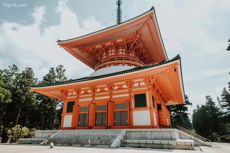 Quần thể chùa Danjō-Garan, Núi Koyasan, Nhật Bản