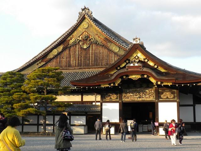 Cung điện Ninomaru tại lâu đài Nijo - Trip14.com
