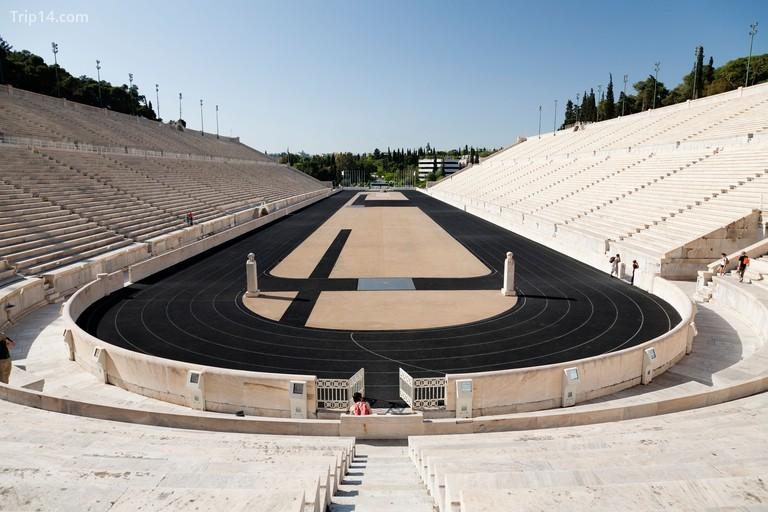 Sân vận động Panathenaic, Athens