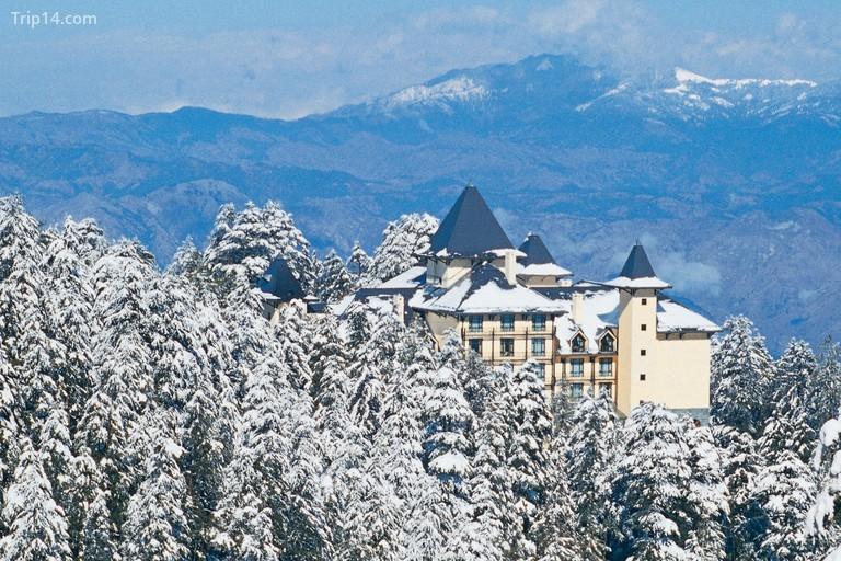 Khách sạn Wildflower Hall, Shimla
