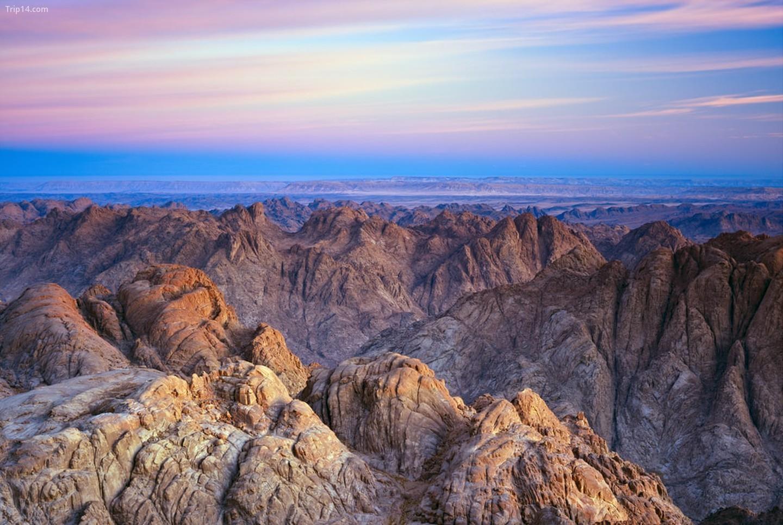 Núi Sinai, Ai Cập   |