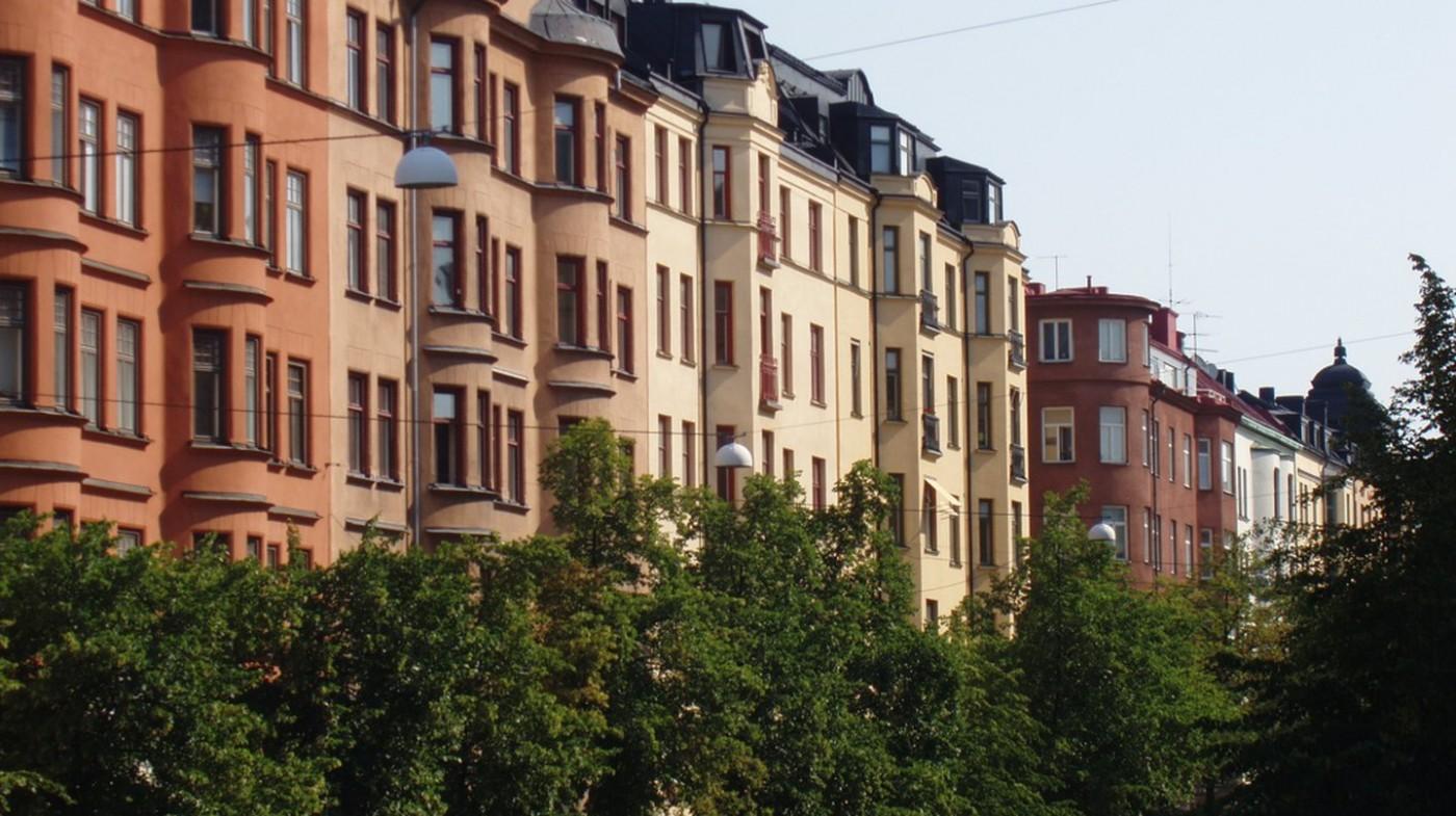 Mua nhà ở Stockholm | © V Smoothe / Flickr