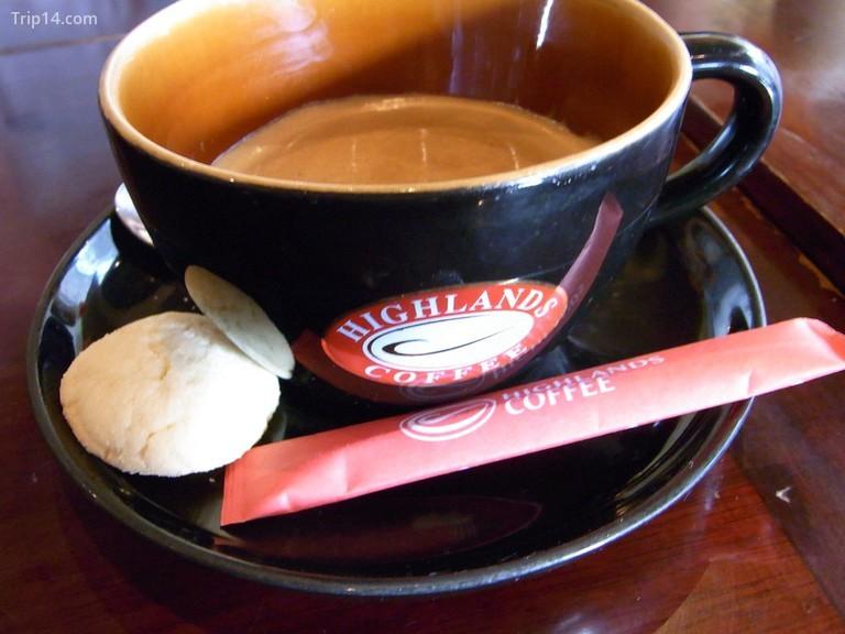 Cà phê Tây Nguyên - Trip14.com