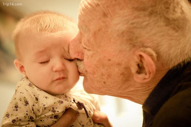 Tình yêu của ông bà © Gustavo Devito / Flickr